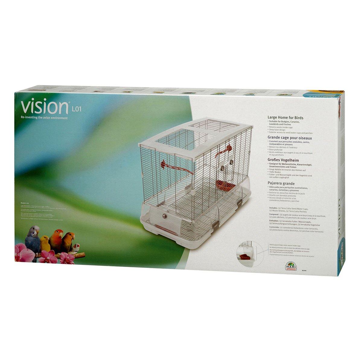vogelk fig vision ii model l01 gro g nstig kaufen bei. Black Bedroom Furniture Sets. Home Design Ideas