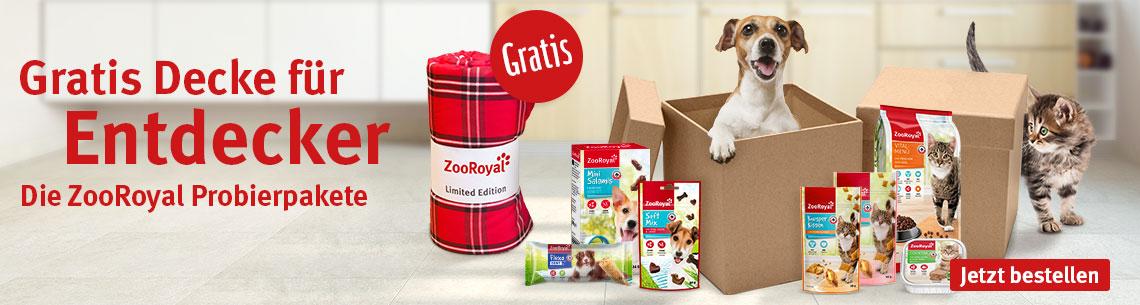 ZooRoyal Probierpakete