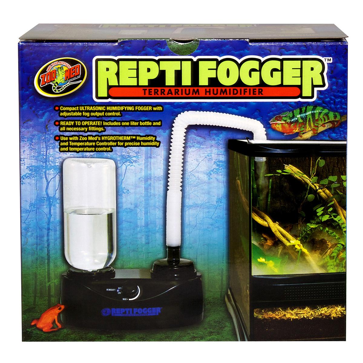 Zoo Med Repti Fogger Terrarium Vernebler – 20%