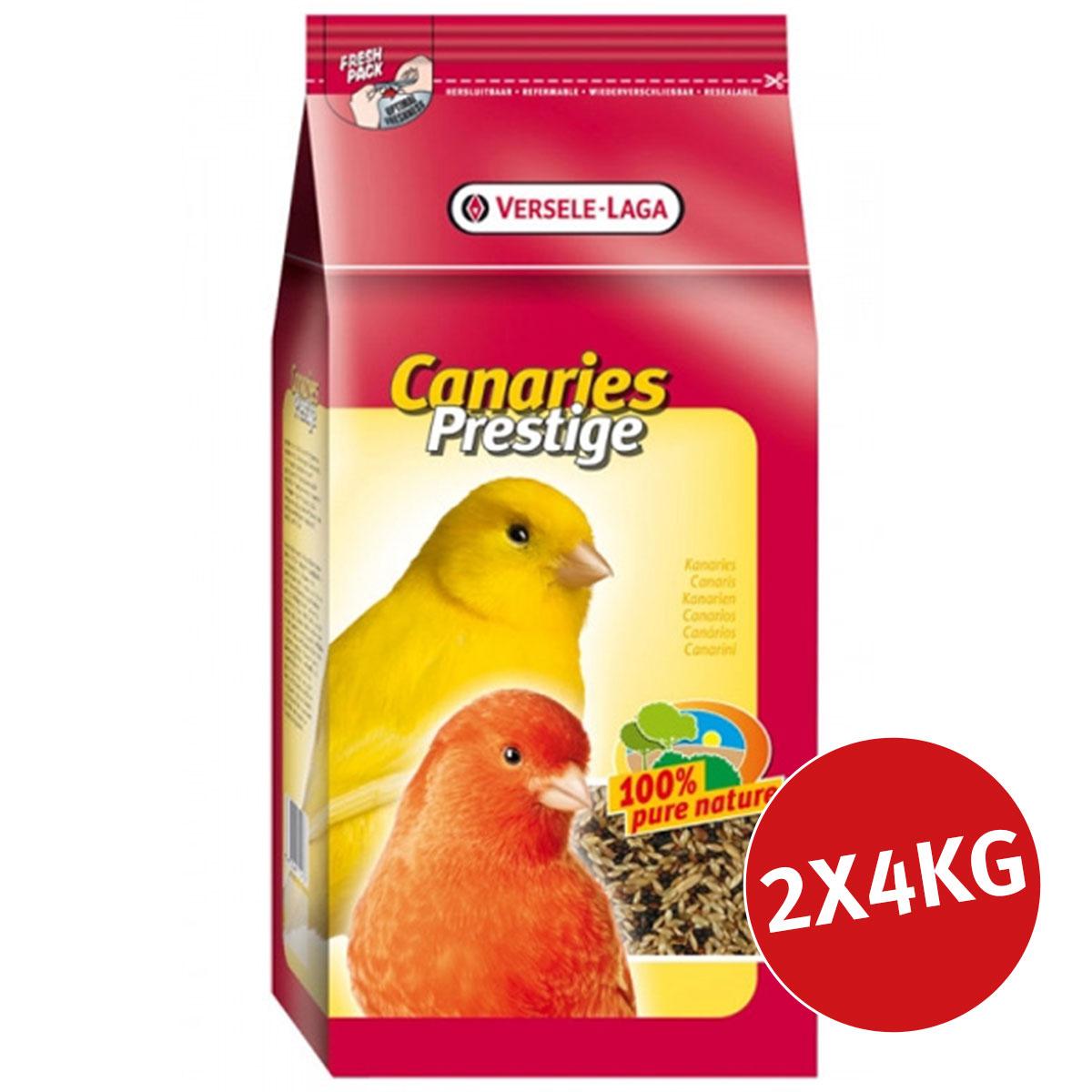 Versele laga vogelfutter kanarien kg kaufen bei zooroyal