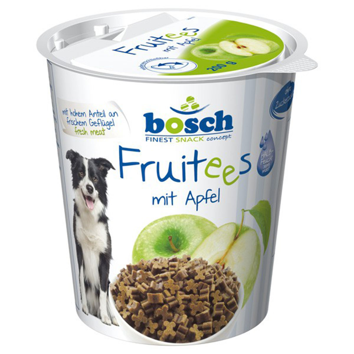 bosch fruitees hundesnack 200g g nstig kaufen bei zooroyal. Black Bedroom Furniture Sets. Home Design Ideas