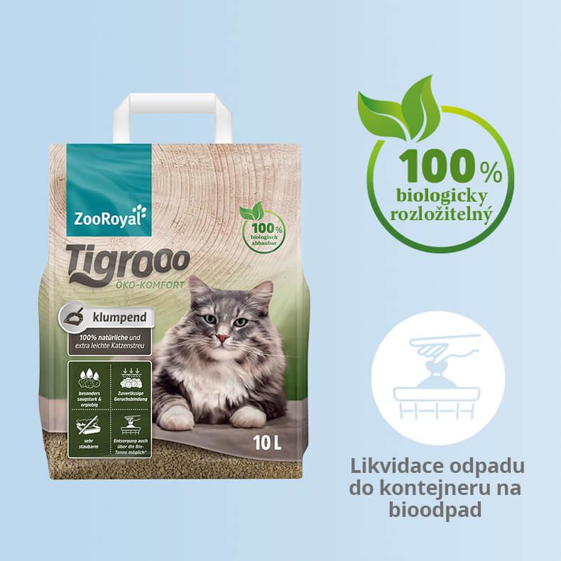 ZooRoyal Tigrooo Öko-Komfort