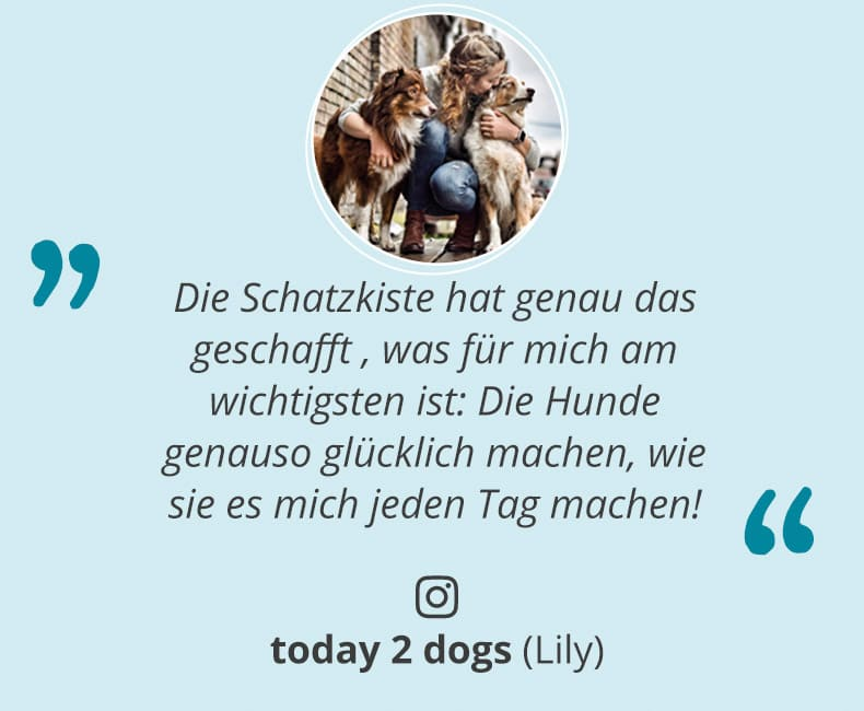 Kundenstimme Lili von today2dogs