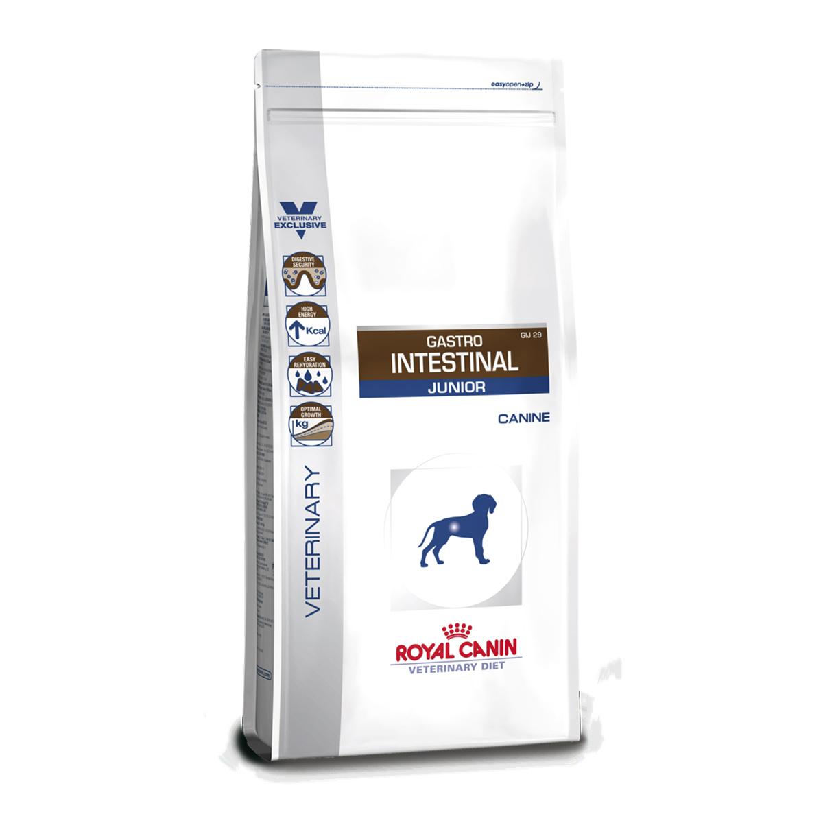 royal canin vet diet gastro intestinal junior gij 29 bei zooroyal. Black Bedroom Furniture Sets. Home Design Ideas