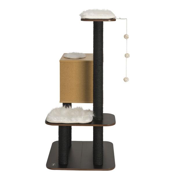 vesper kratzbaum v high base g nstig kaufen bei zooroyal. Black Bedroom Furniture Sets. Home Design Ideas