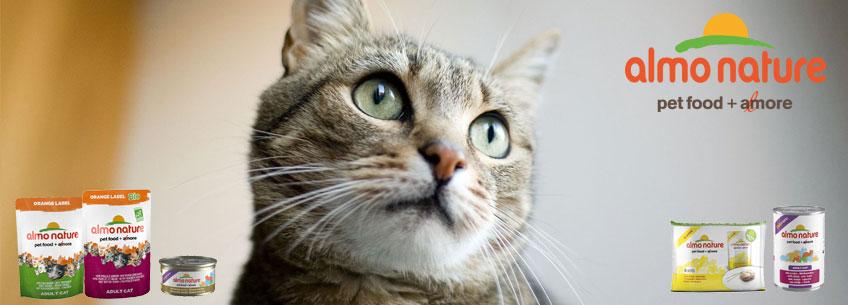 Almo Nature Katzenfutter