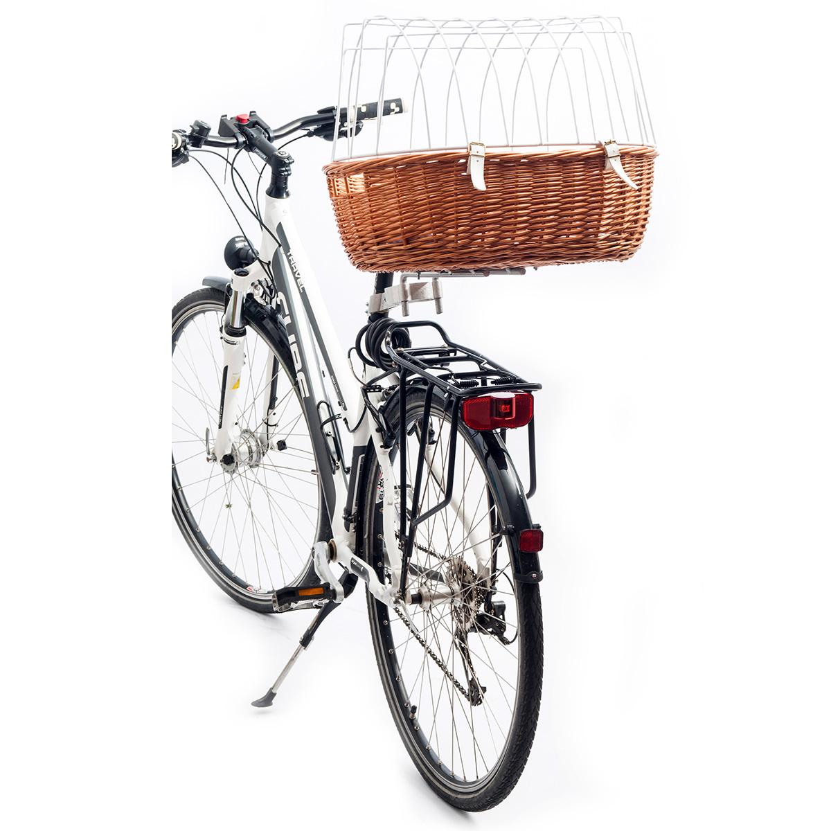 aum ller fahrrad tierkorb weide standard f r rahmenmontage hundekorb fahrradkorb 4011599209237. Black Bedroom Furniture Sets. Home Design Ideas