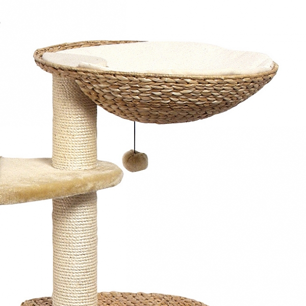 karlie banana leaf 4 de luxe kratzbaum kaufen bei zooroyal. Black Bedroom Furniture Sets. Home Design Ideas
