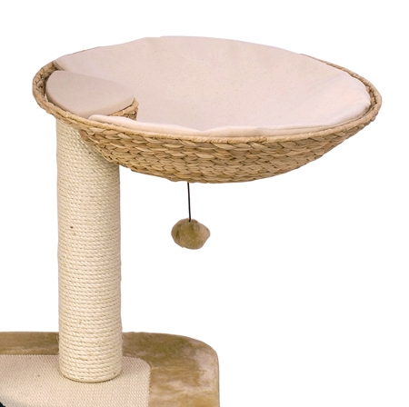 karlie banana leaf 5 de luxe kratzbaum kaufen bei zooroyal. Black Bedroom Furniture Sets. Home Design Ideas