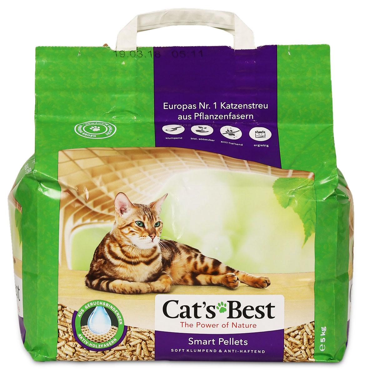 Cat S Best Nature Gold Katzenstreu L