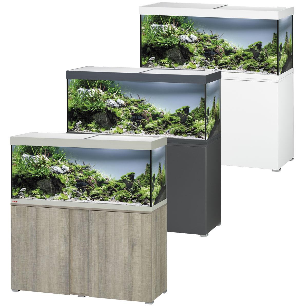 eheim vivaline komplettaquarium mit led 240 liter bei zooroyal. Black Bedroom Furniture Sets. Home Design Ideas