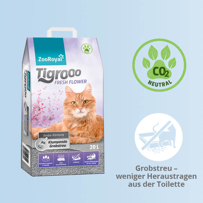 ZooRoyal Tigrooo Sensitiv