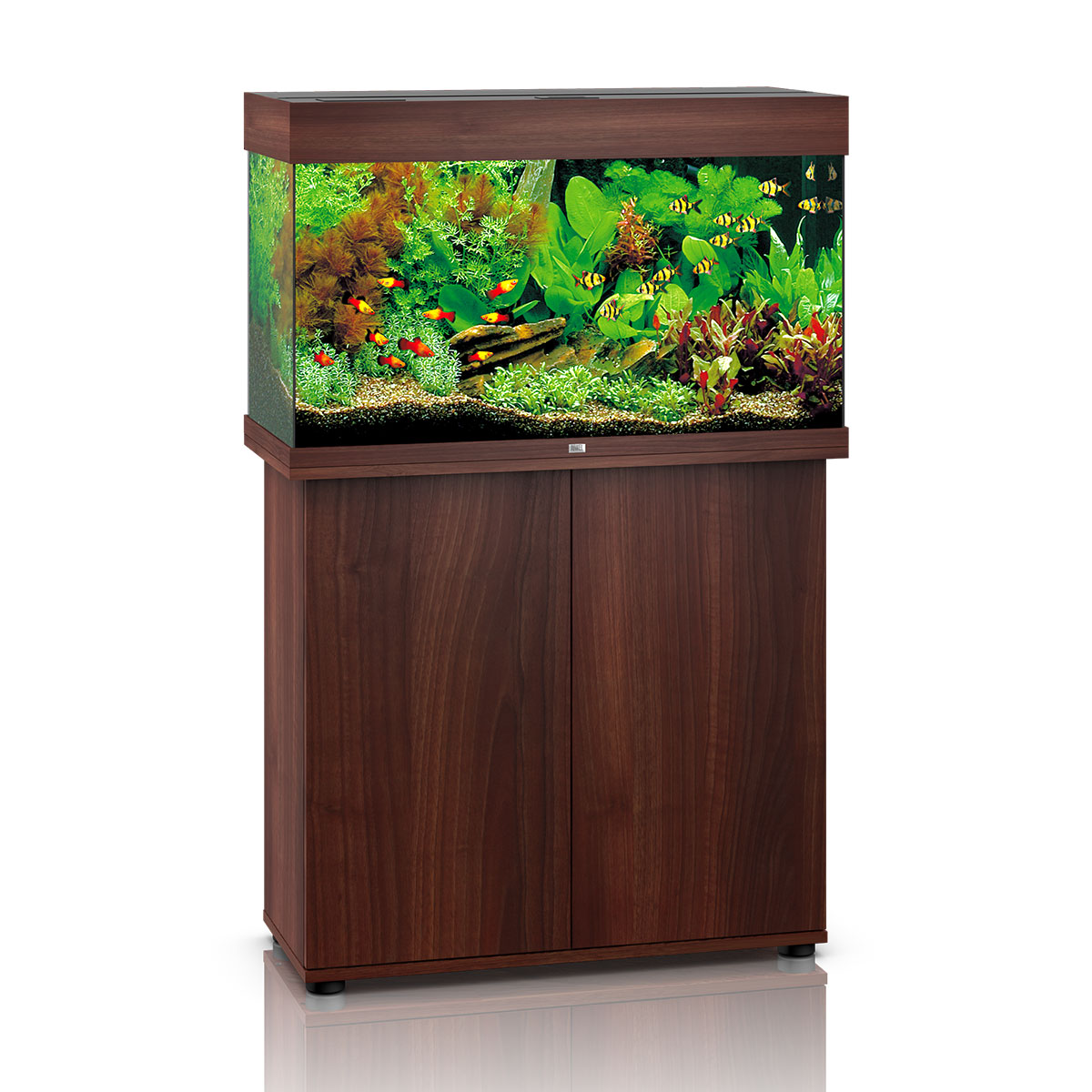 juwel rio 125 led komplett aquarium mit unterschrank sbx. Black Bedroom Furniture Sets. Home Design Ideas