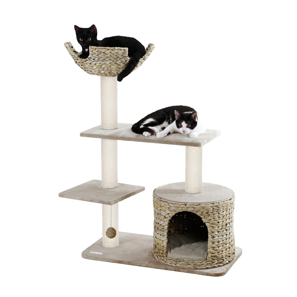 kerbl kratzbaum banana leaf jade g nstig kaufen bei zooroyal. Black Bedroom Furniture Sets. Home Design Ideas