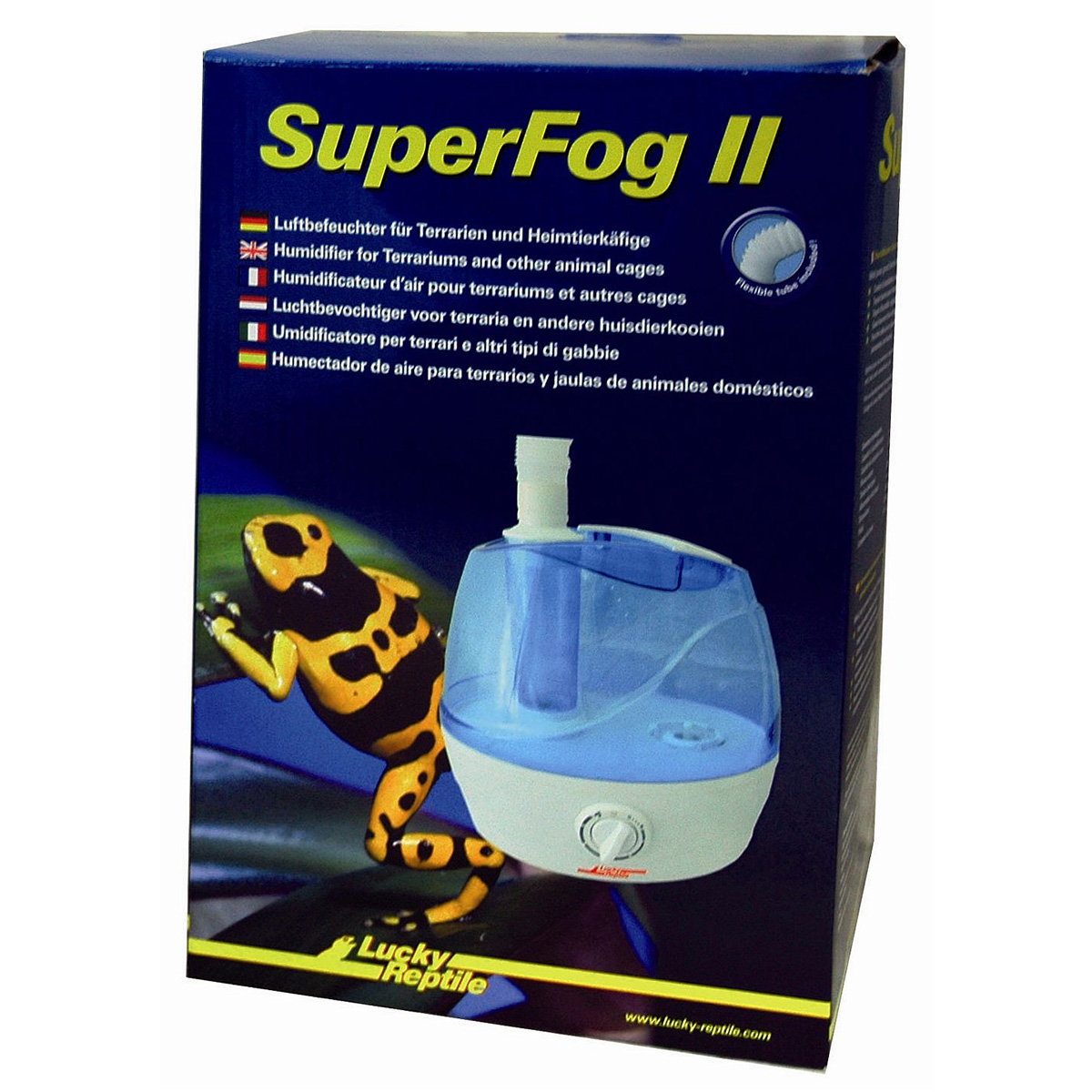 Lucky Reptile Super Fog II – 37%