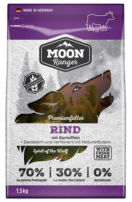Produktabbildung Moonranger Rind 1,5kg