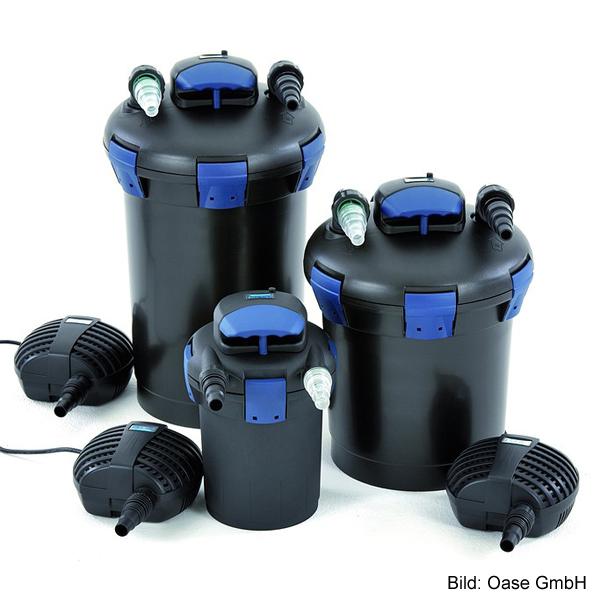 oase druckfilter biopress set g nstig kaufen bei zooroyal. Black Bedroom Furniture Sets. Home Design Ideas