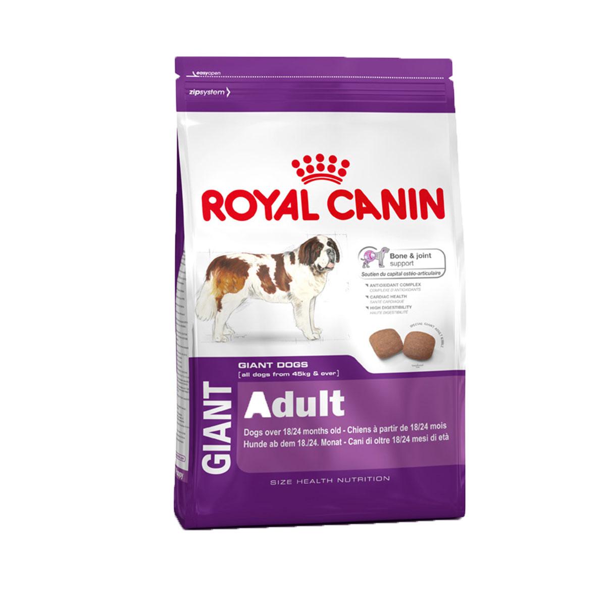 royal canin giant adult g nstig kaufen bei zooroyal. Black Bedroom Furniture Sets. Home Design Ideas