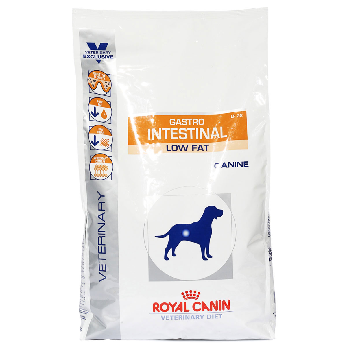 royal canin vet diet gastro intestinal low fat lf 22 bei zooroyal. Black Bedroom Furniture Sets. Home Design Ideas