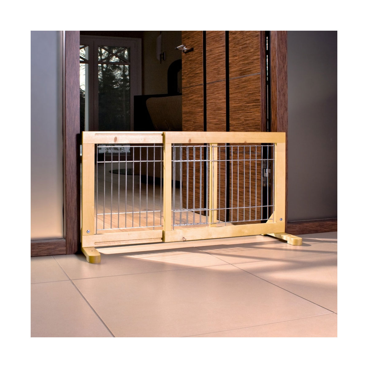 Kleine Treppen trixie hunde absperrgitter für welpen und kleine hunde für treppen uvm ebay
