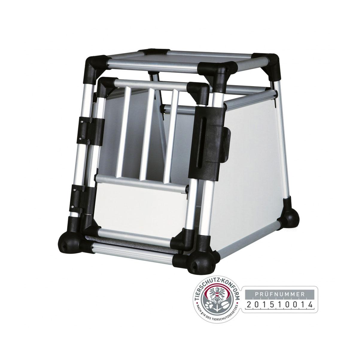 Trixie Transportbox Aluminium kaufen bei ZooRoyal