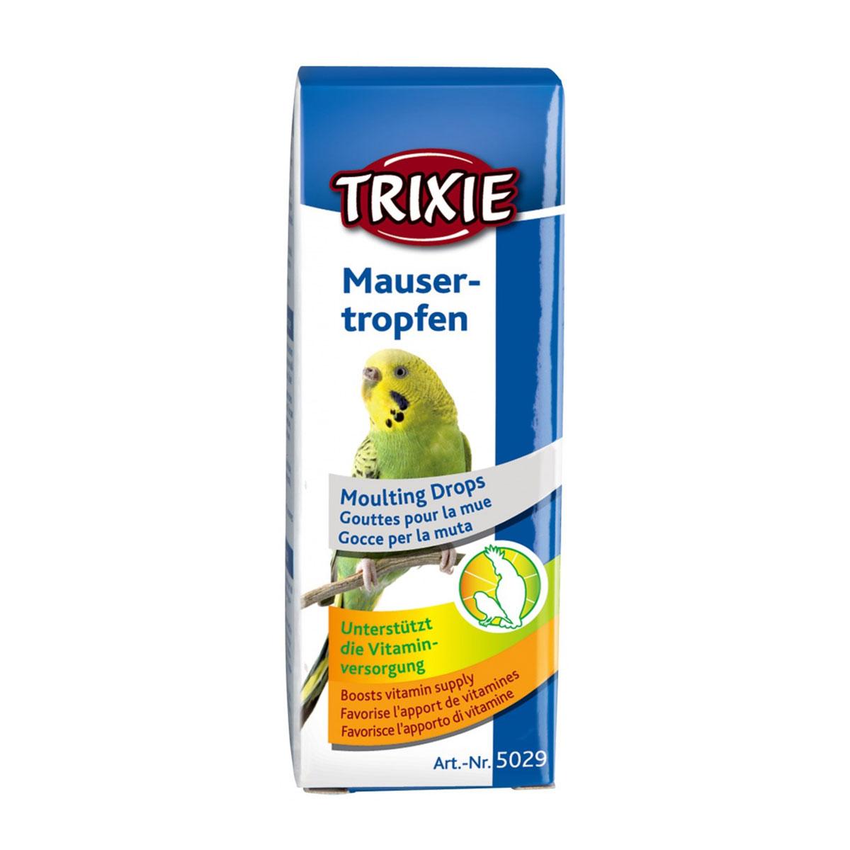 Trixie mauser tropfen für vögel ml günstig kaufen bei