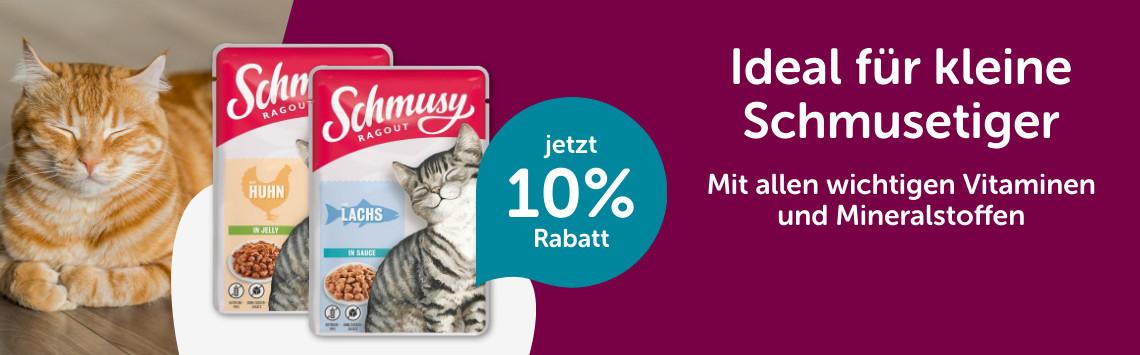 10% auf Schmusy