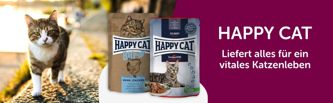 HAPPY CAT im Angebot
