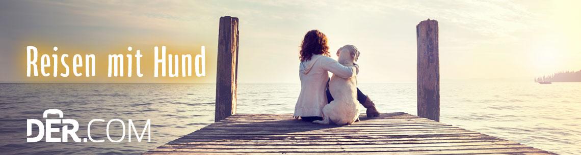 DER reisen mit dem Hund