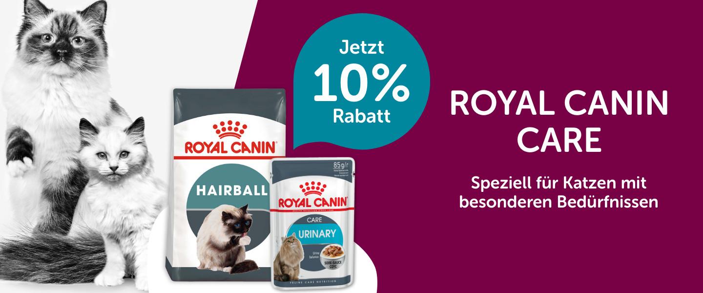 10% auf Royal Canin