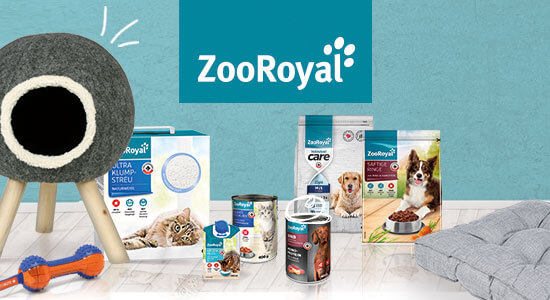 ZooRoyal Markenshop