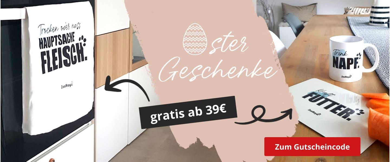 Oster-Geschenke ab 39€