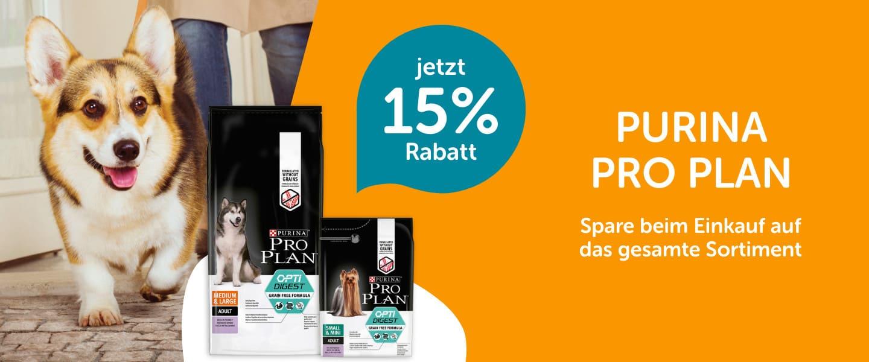 15% auf ProPlan