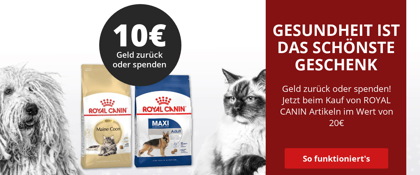 Royal Canin Cashback Ation