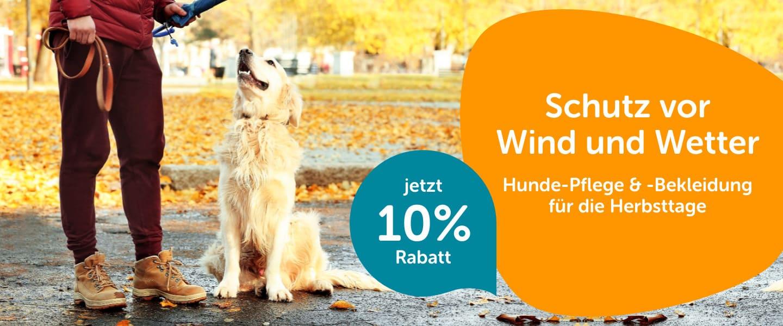 Schutz vor Wind & Wetter