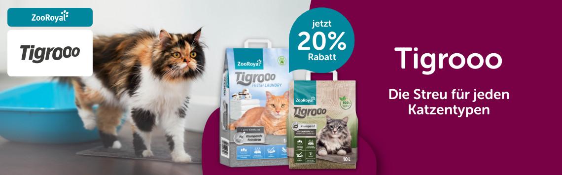 20% auf Tigrooo