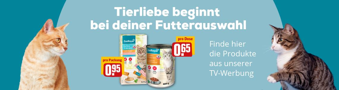 ZooRoyal-Produkte für Katzen