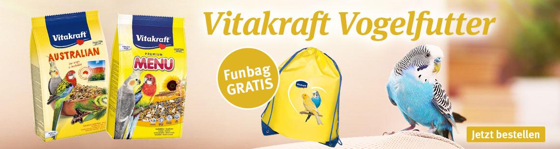 Vitakraft Funbag gratis