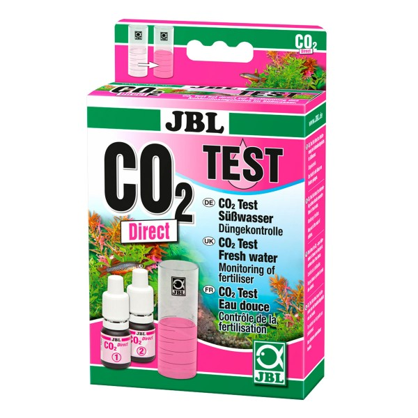 JBL Test-Set CO2 Direkt / Kohlendioxid