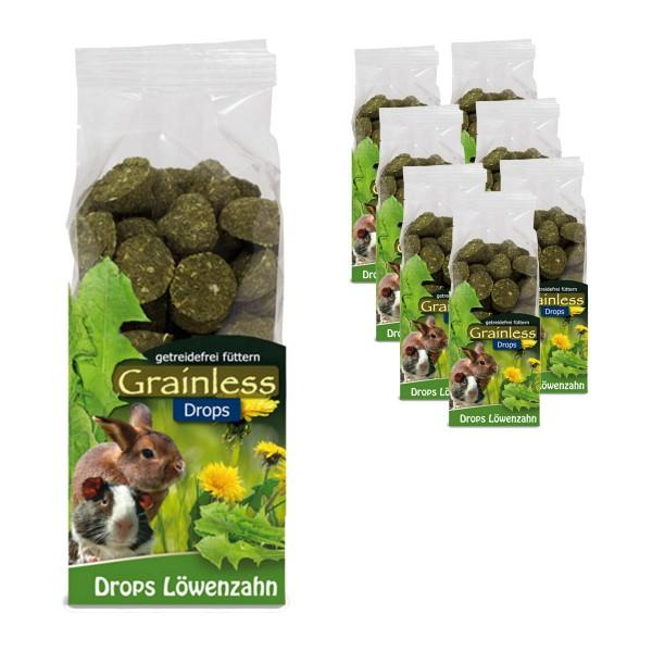 JR Farm Grainless Drops Löwenzahn 8x140g