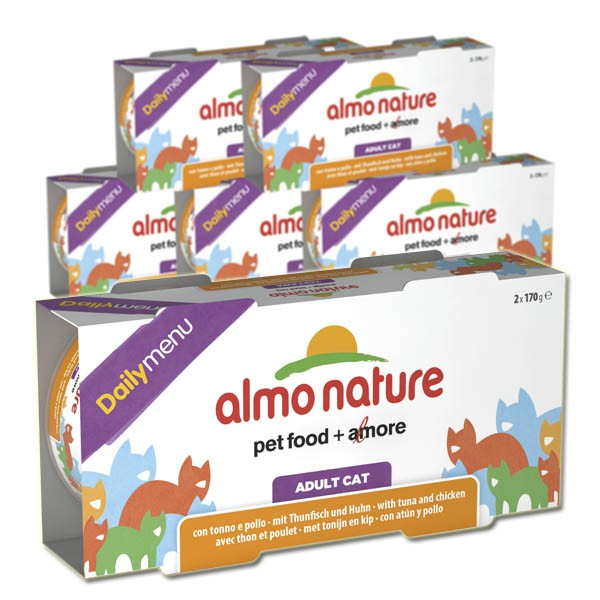 Almo Nature Daily Menu 24x170g