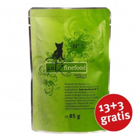 CATZ Finefood - No. 5 Lachs