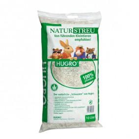 Hugro Naturstreu für Nager 100% pflanzlich