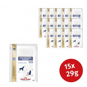 Royal Canin Vet Diet Rehydration Support Instant für Hunde & Katzen