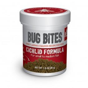 Fluval Bug Bites Cichliden S-M 45g