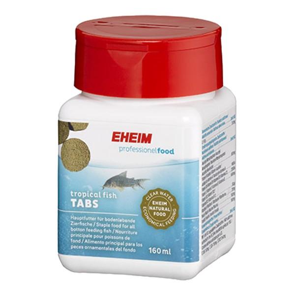 EHEIM Hauptfutter für bodenlebende Zierfische - TABS 160ml