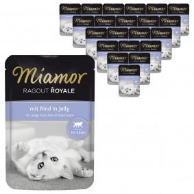Miamor Ragout Royale Kitten 22x100g