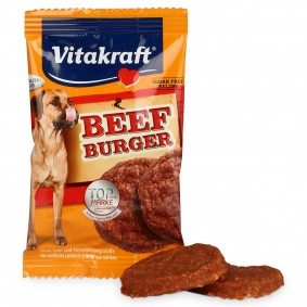 Vitakraft Hundesnack Beef Burger Geflügel 2 Stück