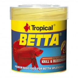 Tropical Betta Kampfffischfutter