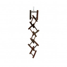 Echelle suspendue Natural Living , 12 barreaux / 58 cm